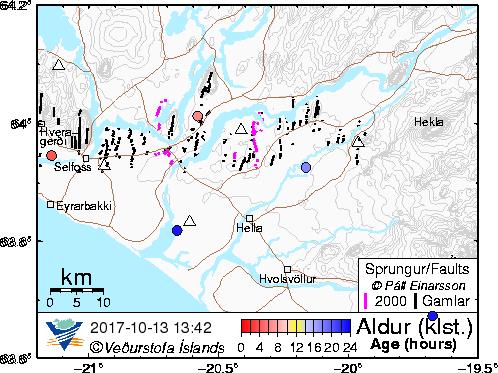 Map of SISZ